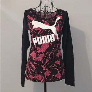 Puma Shirt Size Small